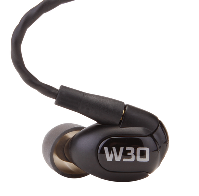 Westone W30 Triple Driver In-Ear Monitors With Removable MMCX Audio Cable