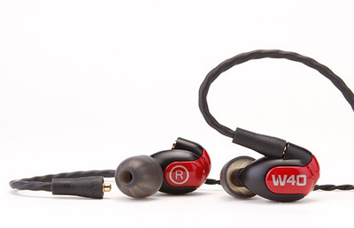 Westone W40 Quad Driver Noise Isolating Earphones