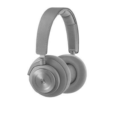 B&O PLAY by Bang & Olufsen BeoPlay H7 Wireless Over Ear Headphones (Grey)
