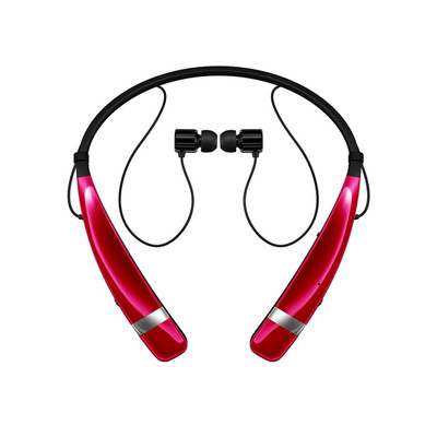 LG Tone Pro HBS-760 Premium Wireless Bluetooth Headset (Pink)