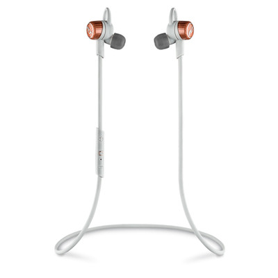 Plantronics BackBeat Go 3 Bluetooth Wireless Earbuds (Grey)