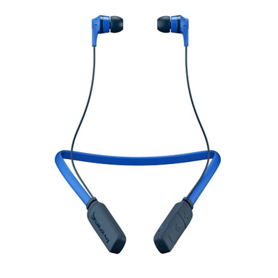 Skullcandy Ink'd Wireless Earphones With Mic (Blue)