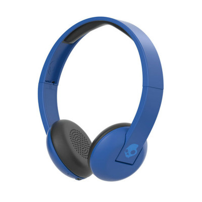 Skullcandy Uproar Wireless Headphones With Mic (Blue)