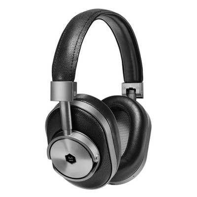 Master & Dynamic MW60 Wireless Over Ear Headphones (Gunmetal)
