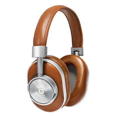 Master & Dynamic MW60 Wireless Over Ear Headphones (Brown)