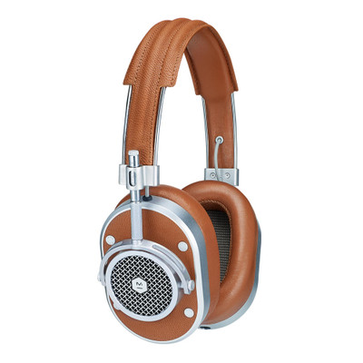Master & Dynamic MH40 Over Ear Headphones (Brown)