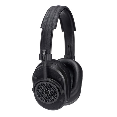 Master & Dynamic MH40 Over Ear Headphones (Black)