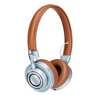 Master & Dynamic MH30 On Ear Headphones (Brown)