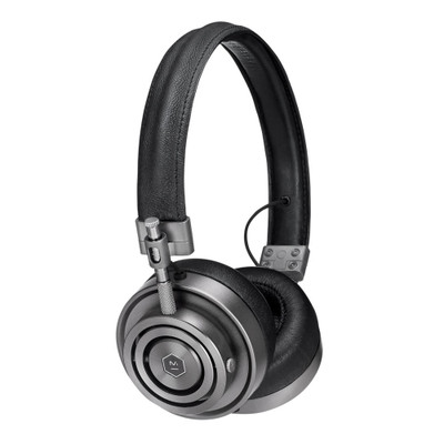 Master & Dynamic MH30 On Ear Headphones (Black/Gunmetal)