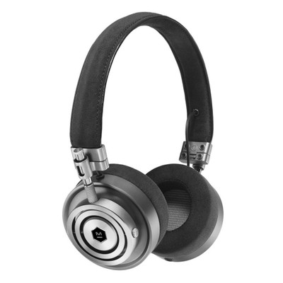 Master & Dynamic MH30 On Ear Headphones (Alcantara/Gunmetal)