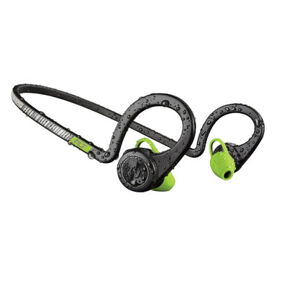 Plantronics BackBeat Fit Wireless Sport Headphones (Black Core)