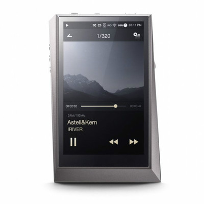 Astell & Kern iRiver AK320 High-Resolution Digital Audio Player