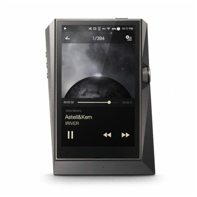 Astell & Kern iRiver AK380 High-Resolution Digital Audio Player (Meteoric Titan)