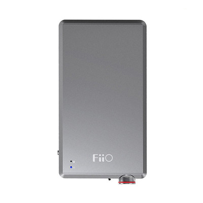 Fiio A5 Portable Headphone Amplifier (Titanium)