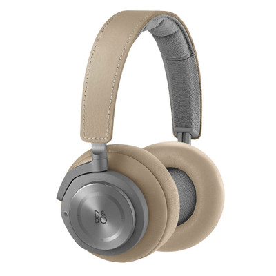 B&O PLAY by Bang & Olufsen BeoPlay H9 Active Noise Cancelling Wireless Headphones (Argilla Grey)