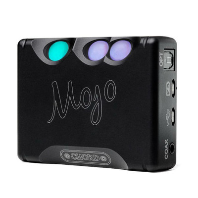 Chord Mojo Portable DAC & Headphone Amplifier With Micro USB & Coax Input