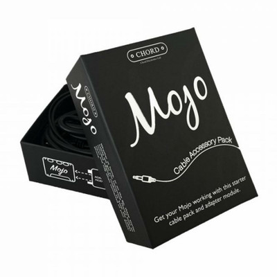 Chord Mojo Portable DAC & Headphone Amplifier Cable Pack