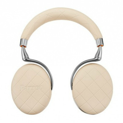 Parrot Zik 3 Wireless Noise Cancelling Headphones (Ivory Overstitched)