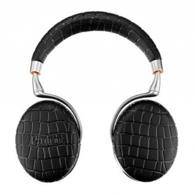 Parrot Zik 3 Wireless Noise Cancelling Headphones (Black Croc)