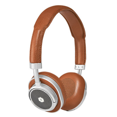 Master & Dynamic MW50 Wireless On Ear Headphones (Brown)