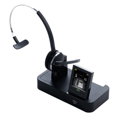 Jabra Pro 9470 Mono Professional Wireless Headset (Black)