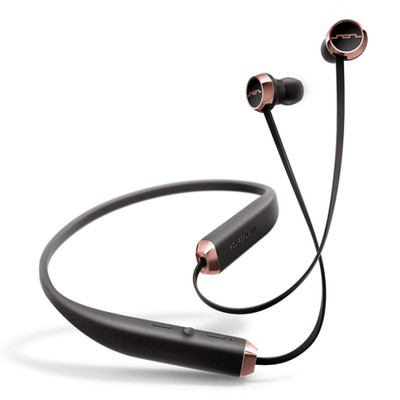 Sol Republic Shadow Wireless Earphones (Rose Gold)