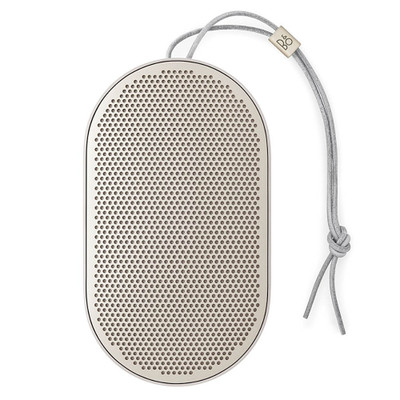 B&O PLAY BeoPlay P2 Bluetooth Speaker (Sand Stone)