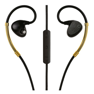 EOZ One Noir & Gold Edition Wireless Bluetooth Earphones