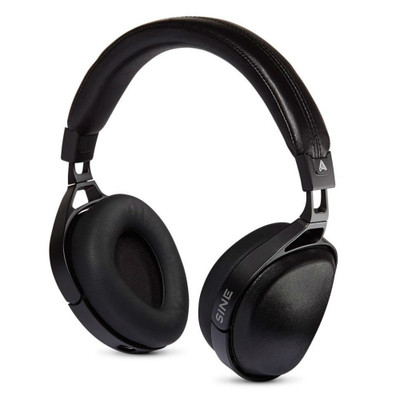Audeze Sine On-Ear Headphones With Cipher Lightning Cable (Black)