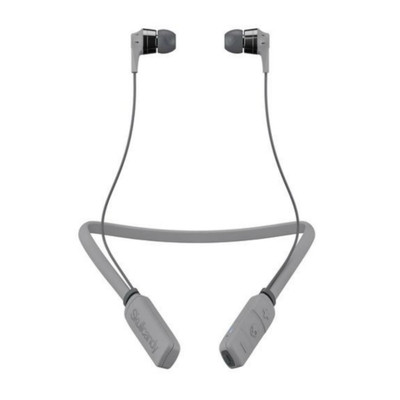 Skullcandy Ink'd Wireless Earphones With Mic (Street Gray)