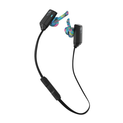 Skullcandy XTfree Wireless Sport In-Ear Earphones (Black)