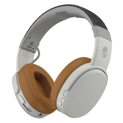 Skullcandy Crusher Wireless Over-Ear Headphones (Gray)