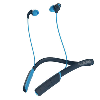 Skullcandy Method Wireless Sport In-Ear Earphones (Blue)