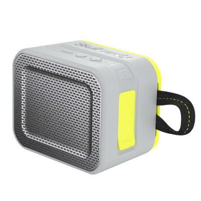 Skullcandy Barricade BT Wireless Portable Speaker (Gray)