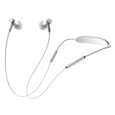 V-MODA Forza Metallo Wireless In-Ear Earphones (White Silver)