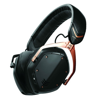 V-MODA Crossfade 2 Wireless Over-Ear Headphones With Qualcomm Aptx (Rose Gold)