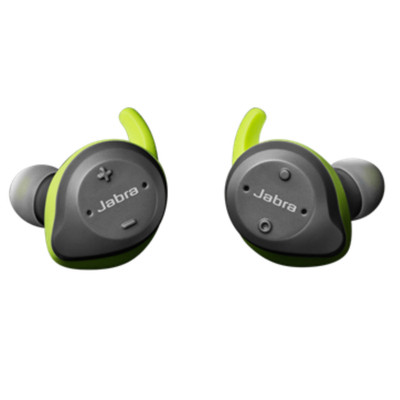 Jabra Elite Sport Wireless Earbuds 2nd Generation (Grey)