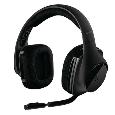 Logitech G533 Wireless Gaming Headset With 7.1 Surround Sound