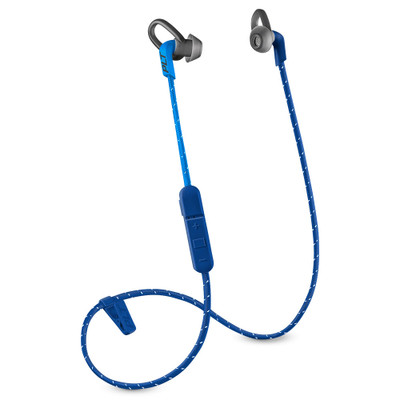 Plantronics BackBeat Fit 305 Wireless With Sport Pouch (Dark Blue)