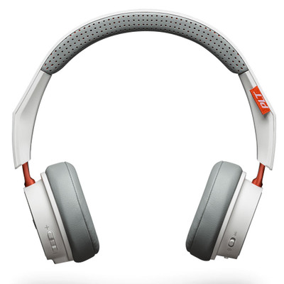 Plantronics BackBeat 505 Wireless Headphones (White)