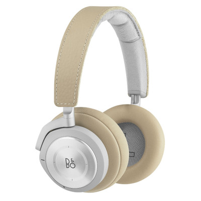 B&O PLAY by Bang & Olufsen BeoPlay H9i Noise Cancelling Wireless Headphones (Natural)