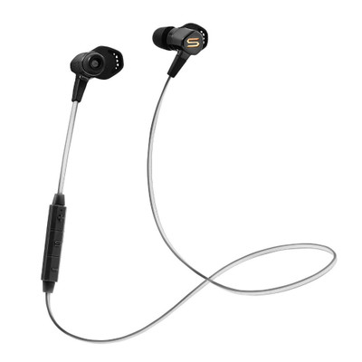 SOUL Run Free Pro HD Wireless Sports Earphones (Black)