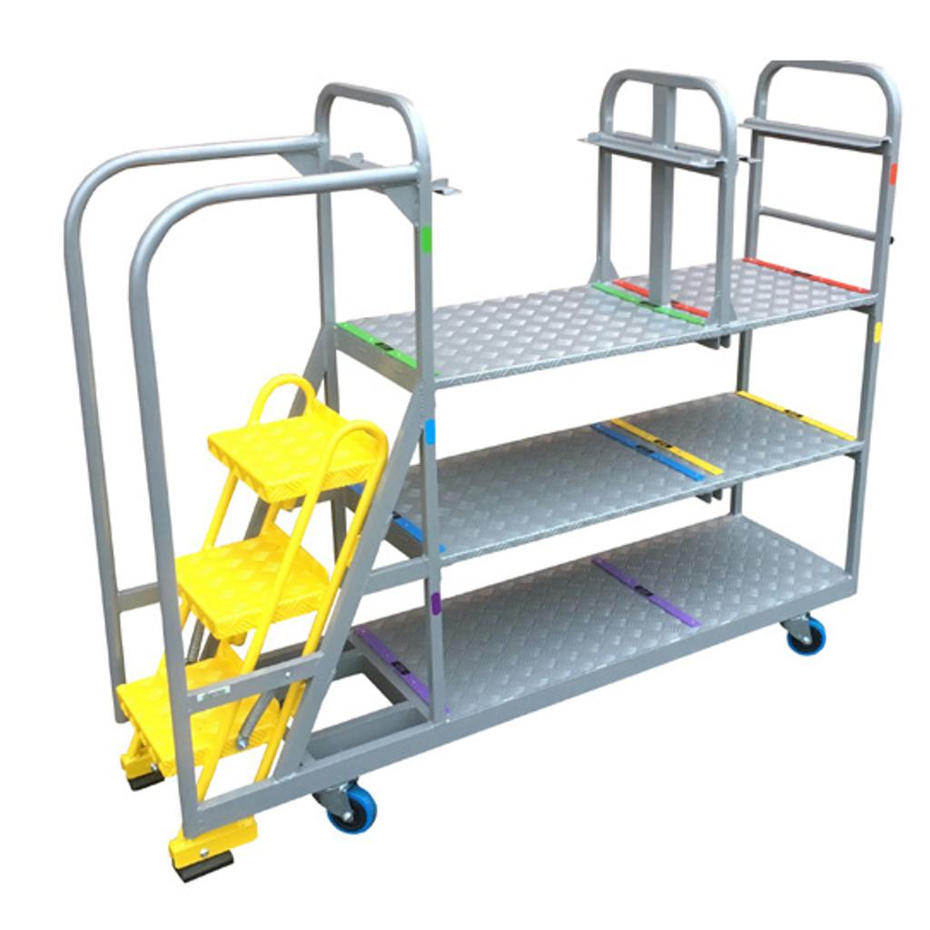 Step Trolley (CD728)