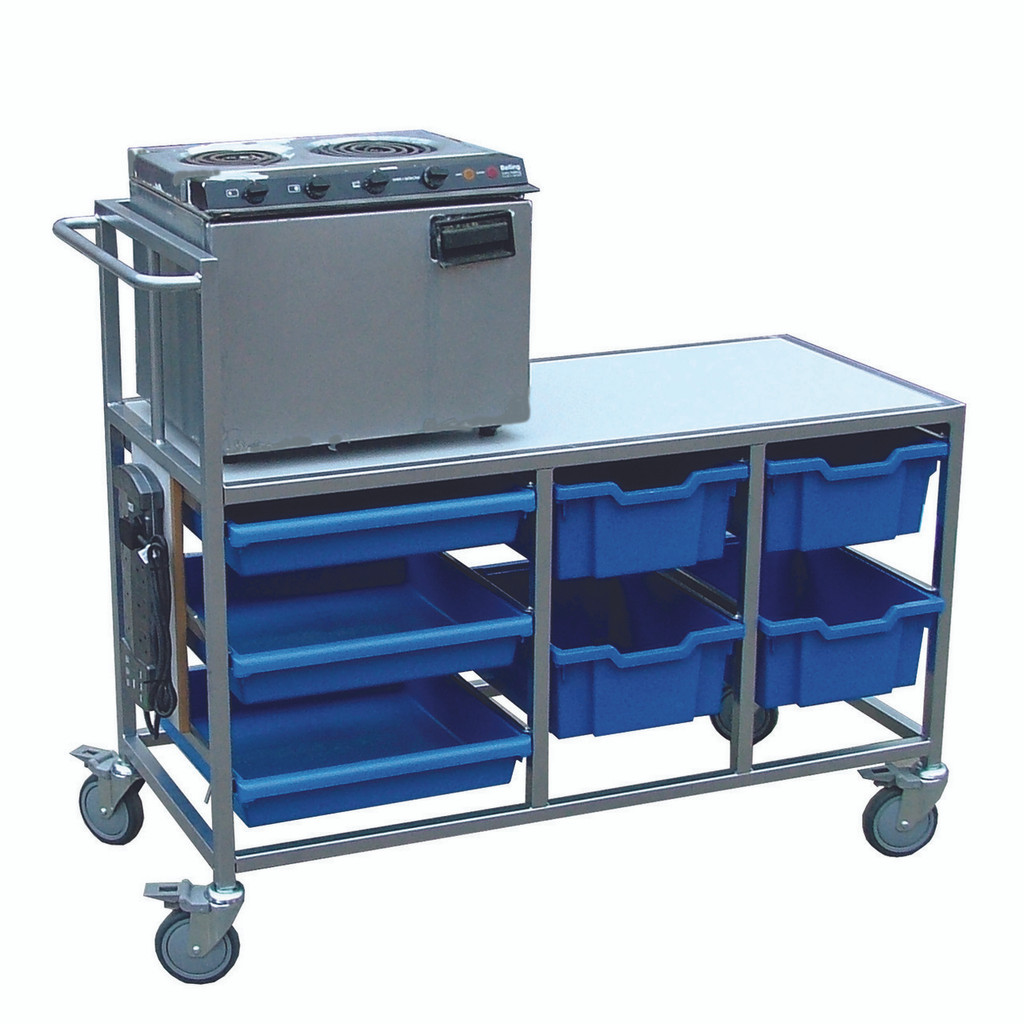 Large Cooking Trolley