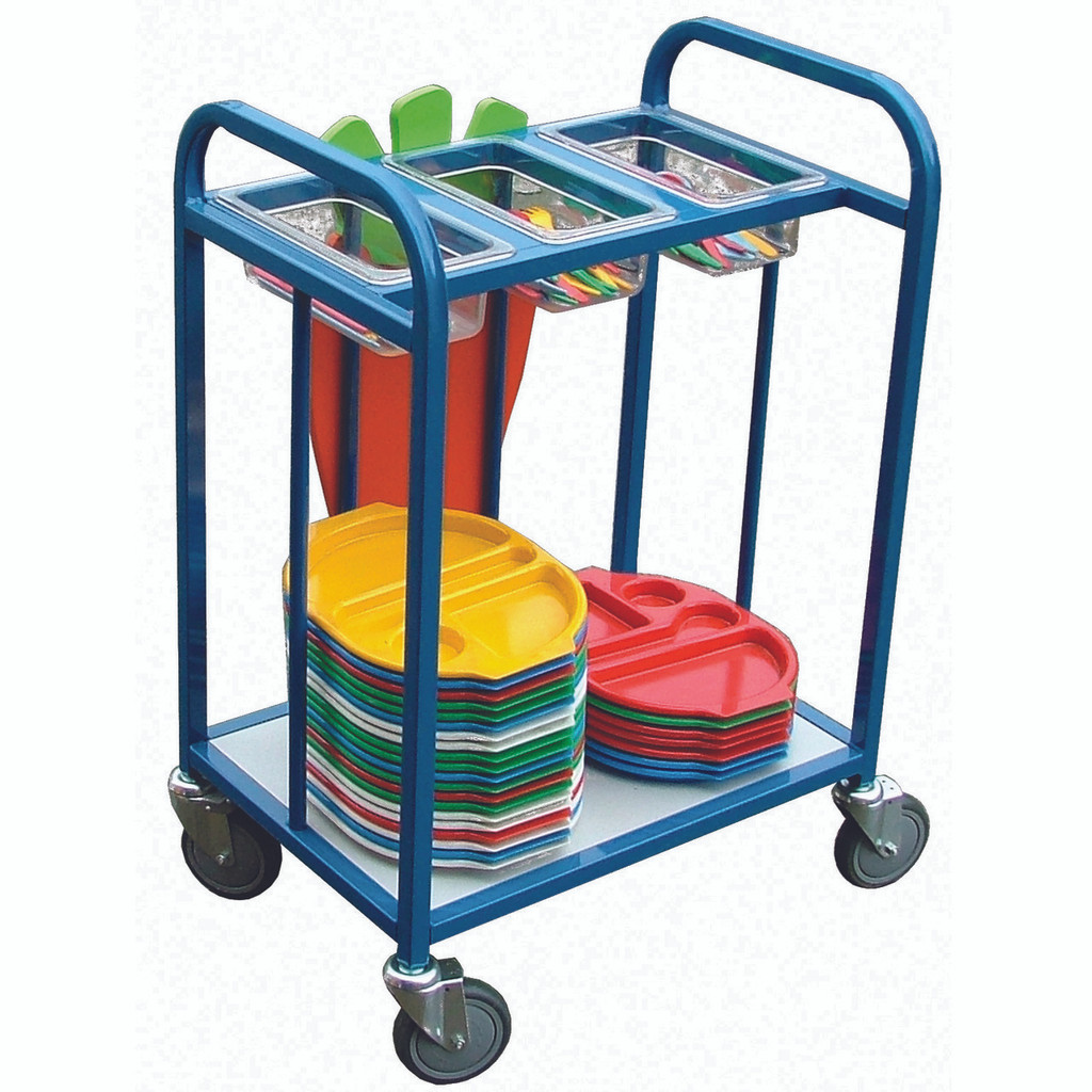 Compact Trolley Design