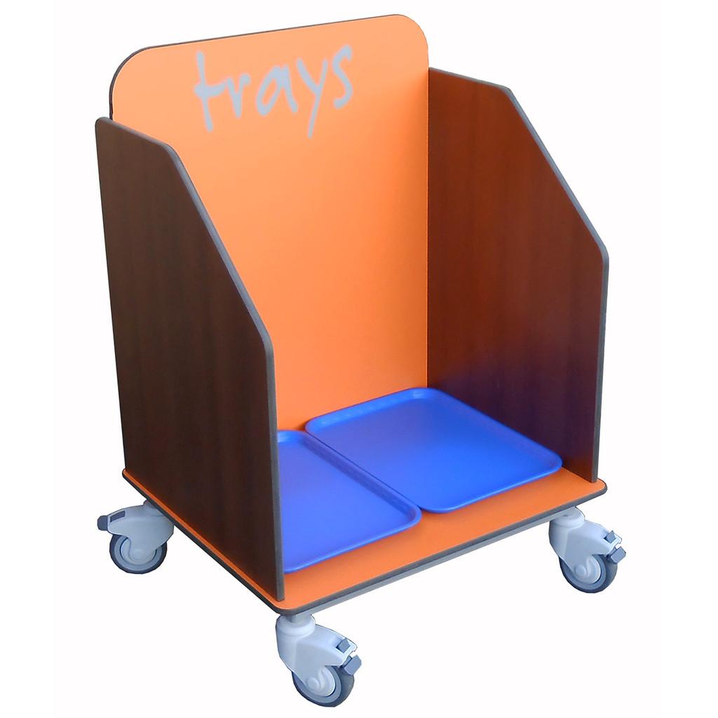 Aqua Smart Tray Trolley