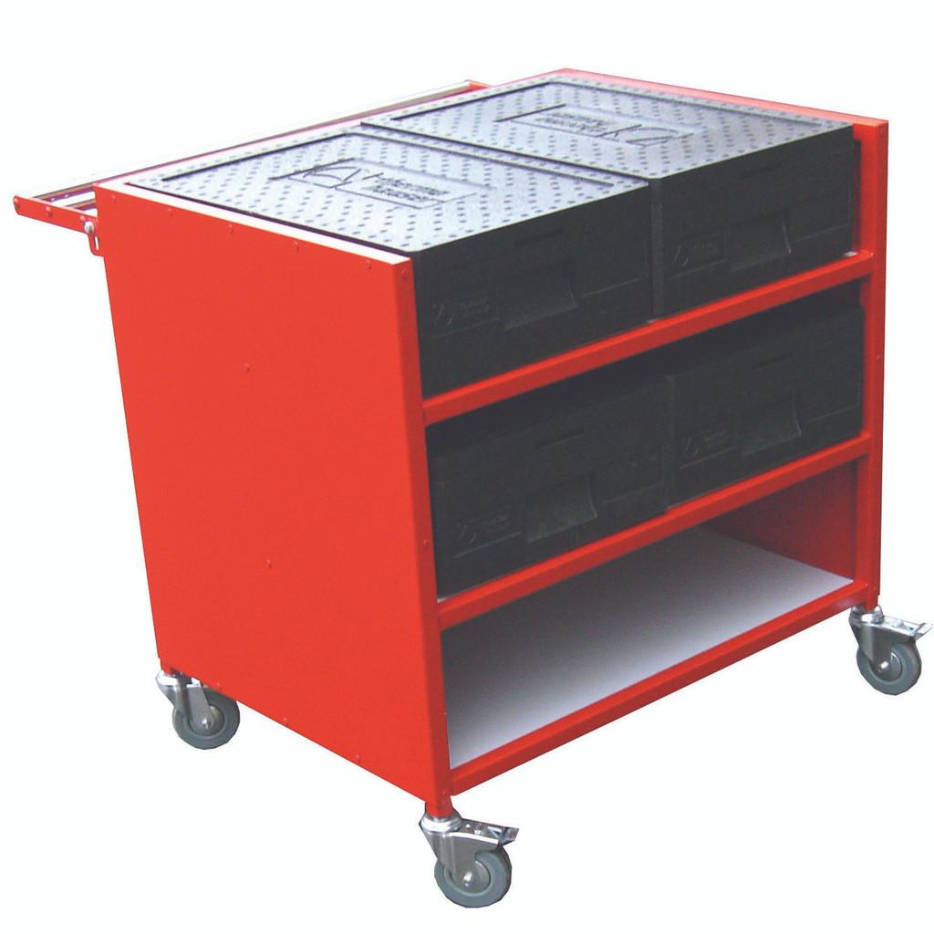 Hot Box Trolley