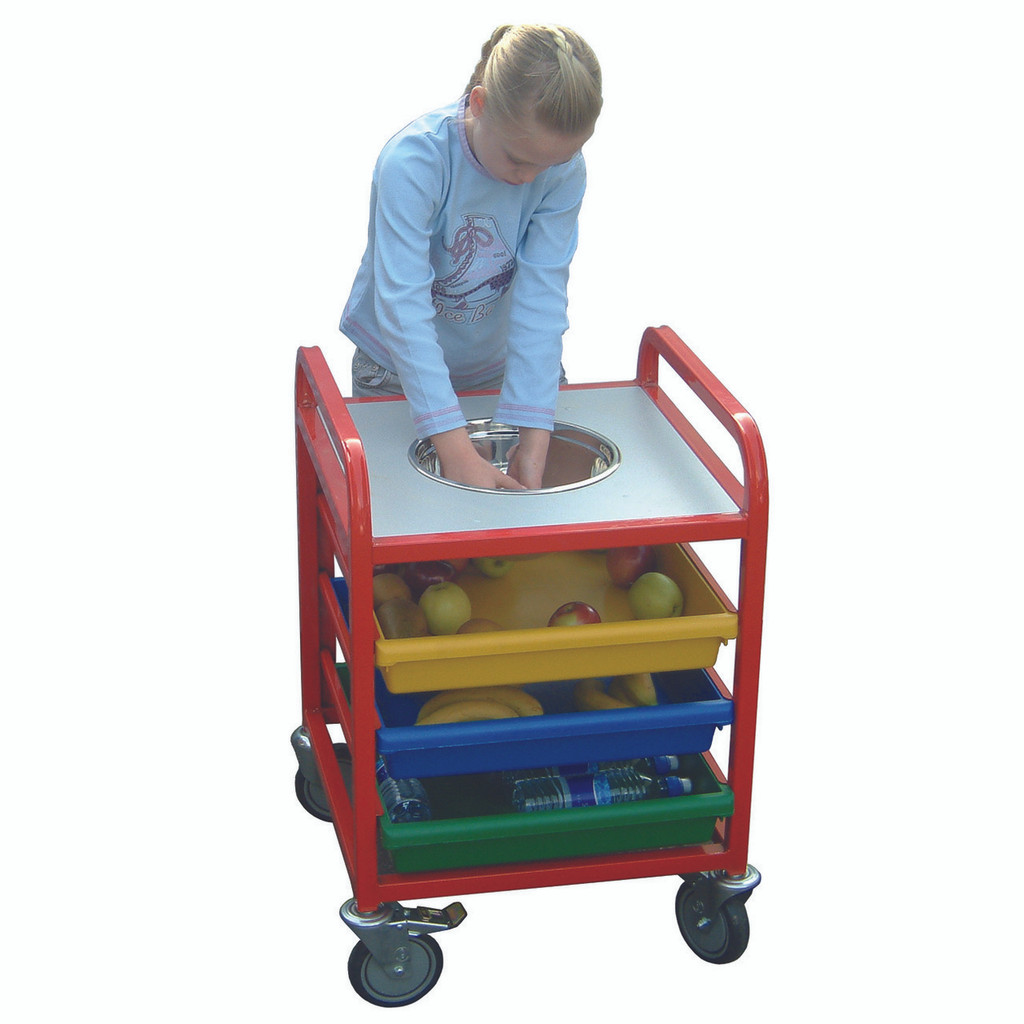 Child Service Fruit Trolley