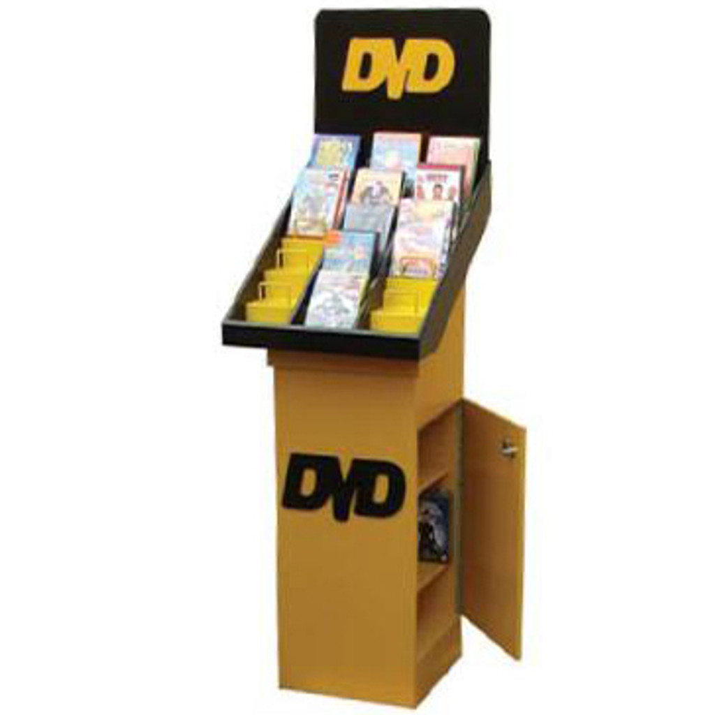DVD Display