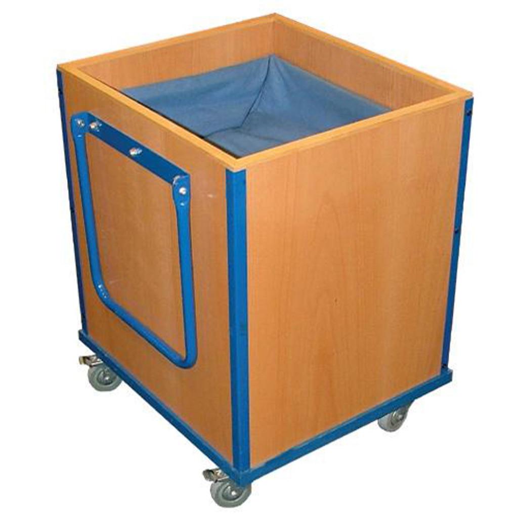 Bespoke Wooden Returns Box